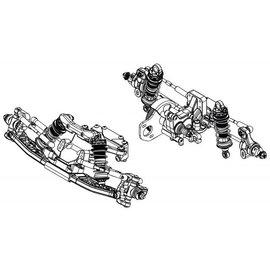 Team Associated ASC90033  B6 Builder's Support Kit