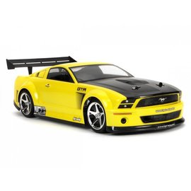 HPI HPI17504  Ford Mustang GT-R 200mm Clear Body