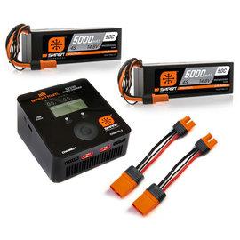 Spektrum SPMXPS8  Smart Powerstage Bundle: 8S