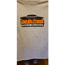 Undercover RC UCR5000  UCDrag Gray Undercover T-Shirt: Large