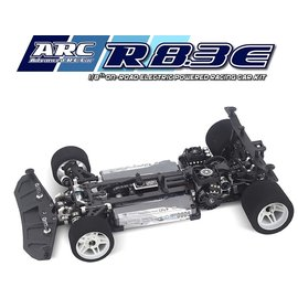 ARC R800018  ARC R8.3E 1/8th OnRoad Electric Competition Car Kit