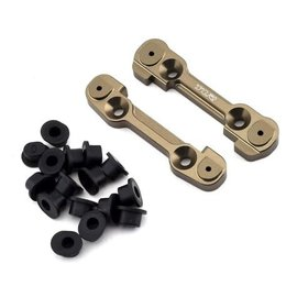 TLR / Team Losi TLR244049  Team Losi Racing 8IGHT-X Adjustable Front Hinge Pin Brace Set w/Inserts