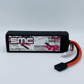 SMC SMC78393-4S1PQS8  True Spec 4S 14.8V 7800mAh 120C LiPo w/ QS8 Plug