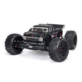 Arrma ARA8710  Black 1/8 Outcast 6S EXB Stunt Truck RTR