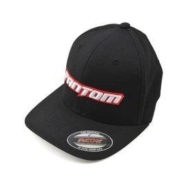 Fantom Racing FAN70143  Fantom FlexFit Black Hat (L/XL)