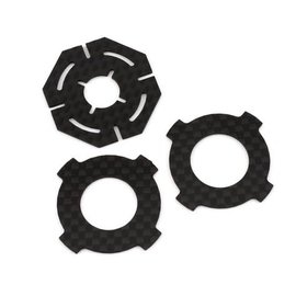 BRO-TBR-CFSPRDVTS  VTS Carbon Fiber Slipper Pads (3)