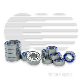 Trinity TEP3201  Trinity Super Sonic AE B74.1 Series Ceramic Bearing Set (18)
