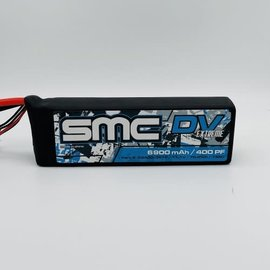 SMC SMC69400-3S1PD True Spec DV Extreme 3S 11.1v 6900mAh 135C LiPo w/ T-Style Plug