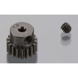 Robinson Racing RRP1818  .5Mod 18T Hardened Steel Pinion 2mm Bore