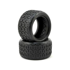 Custom Works R/C CSW6214  Street-Trac Dirt Oval Rear Tires (2) Standard Compound
