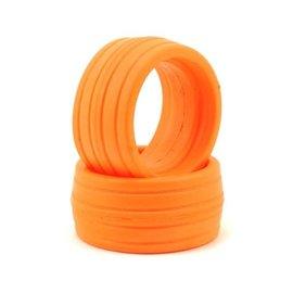 Custom Works R/C CSW6236  Rear Molded Insert (Medium/Orange) (2)