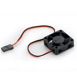 Hobbywing HWI30860100  30mm Cooling Fan 3010 5V/0.17A-Black -D