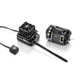 Hobbywing HWI38020281  XeRun XR10 Pro G2 ESC w/ V10 G3 5.5T Sensored Brushless Motor - Combo