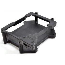 RPM R/C Products RPM70412  RPM Arrma 8S BLX Castle Mamba Monster X8S ESC Cage (Black)