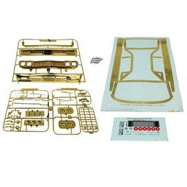 RER14428  Gold Body Kit: SixtyFour 1964 Chevy Impala