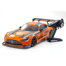 Kyosho KYO34109  Orange Mercedes AMG Inferno GT2 VE Race Spec 1/8 RTR
