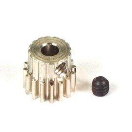 "Robinson Racing RRP1124  Mod 0.6 24T Steel Pinion Gear 1/8"" or 3.17mm Bore"