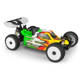 J Concepts JCO0364L  HB Racing D817 V2 S15 1/8 Nitro Buggy Lightweight Clear Body
