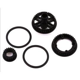 Mugen Seiki MUGA2235  MTC2 Pulleys & Parts