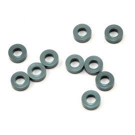 Mugen Seiki MUGA2804  Mugen Seiki 3x6x2mm Aluminum Shims (10)