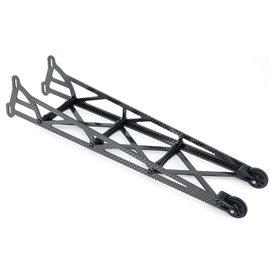"Drag Race Concepts DRC-391.5  10"" Slider Wheelie Bar Kit - Mid Motor"