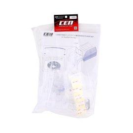 CEN CEGCD0936  CEN F450 Front & Rear Light Buckets (Clear)