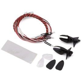 KLR-48060  Killerbody Wing Mirror w/LED Unit Set