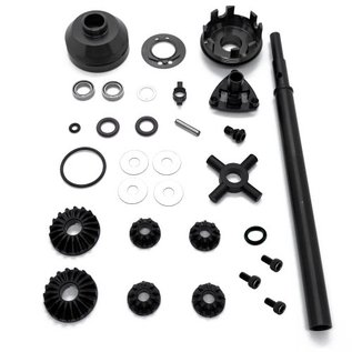 Awesomatix A12-GD Gear Diff Set for A12