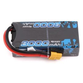 Team Associated ASC761  Reedy WolfPack 3S Hard Case Shorty 30C LiPo Battery (11.1V/3000mAh) w/XT60 Connector