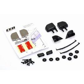 CEN CEGCD0960  CEN F-450 Ford F450 Body Accessories (Mirror, Light, Screws, etc.)