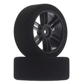 BSR BSRF2625DLP  26mm Tire 25 Shore Low Profile Drag Carbon Wheels (2)