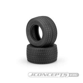 J Concepts JCO3092-02  Dotek - Drag Racing Rear Tire (2) Green Compound
