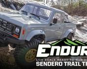 Enduro/Sendero Trail Truck