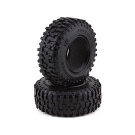 """J Concepts JCO3088-02  JConcepts Tusk Scale Country 1.9"""" Class 1 Crawler Tires (3.93"""") (Green)"""