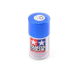 Tamiya TAM85050  TS-50 Blue Mica Lacquer Spray Paint (100ml)