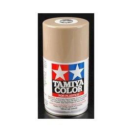 Tamiya TAM85068  TS-68 Wooden Deck Tan Lacquer Spray Paint (100ml)