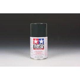 Tamiya TAM85082  TS-82 Black Rubber Lacquer Spray Paint (100ml)