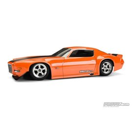 Protoform PRM1552-40 1971 Chevrolet Camaro Z28 Clear Body