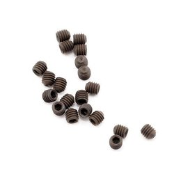Team Associated ASC25225  3x3mm Hex Set Screws (20)