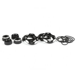 Avid RC AV1054 Shock Kit Black for B6.1, T6.1, SC6.1 B6, B5M, T5M