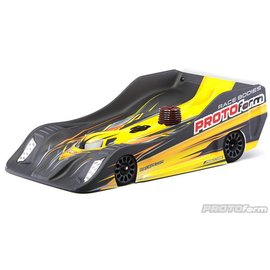 Protoform PRM1530-30 PFR18 1/8 Lightweight On-Road Clear Body