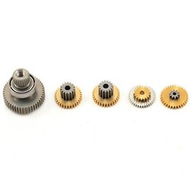 Savox SC0251 Servo Gear Set With Bearing