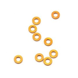 Xray XRA303122-O  Aluminum Shim 3x6x1.0mm Orange (10)
