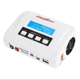 Ultra Power UPTUP100AC  Plus 100W Multi-Chemistry AC/DC Charger