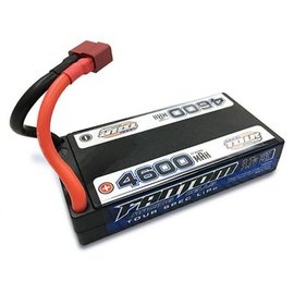 Fantom Racing 25C TOUR Spec 4600mAh LiPo, 3.7v, 1S