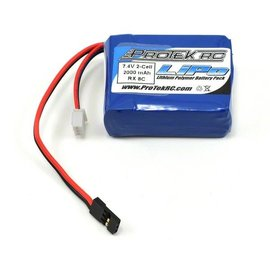 Protek RC PTK-5171 LiPo Losi 8IGHT Receiver Battery Pack (7.4V/2000mAh)