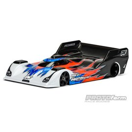 Protoform PRM1616-20 BMR-12.1 Light Weight Clear Body 1/12 On-Road