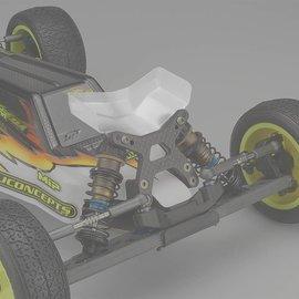 J Concepts JCO0158 Aero B6  B6.1 B6D B6.1D Front Wing Narrow (2)