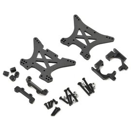 J Concepts JCO2477  Monster Truck Suspension Conversion Set: SLH 4x4