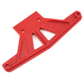RPM R/C Products RPM81169 Red Wide Front Bumper Rustler, Stampede, Nitro Sport & Bandit